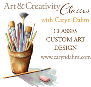 Caryn Dahm Art Classes